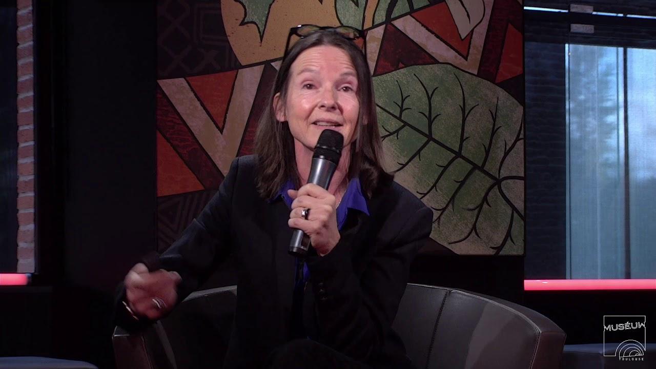 Corine Sombrun - Conference au Muséum d'Histoire Naturelle - Toulouse, 02/02/2021
