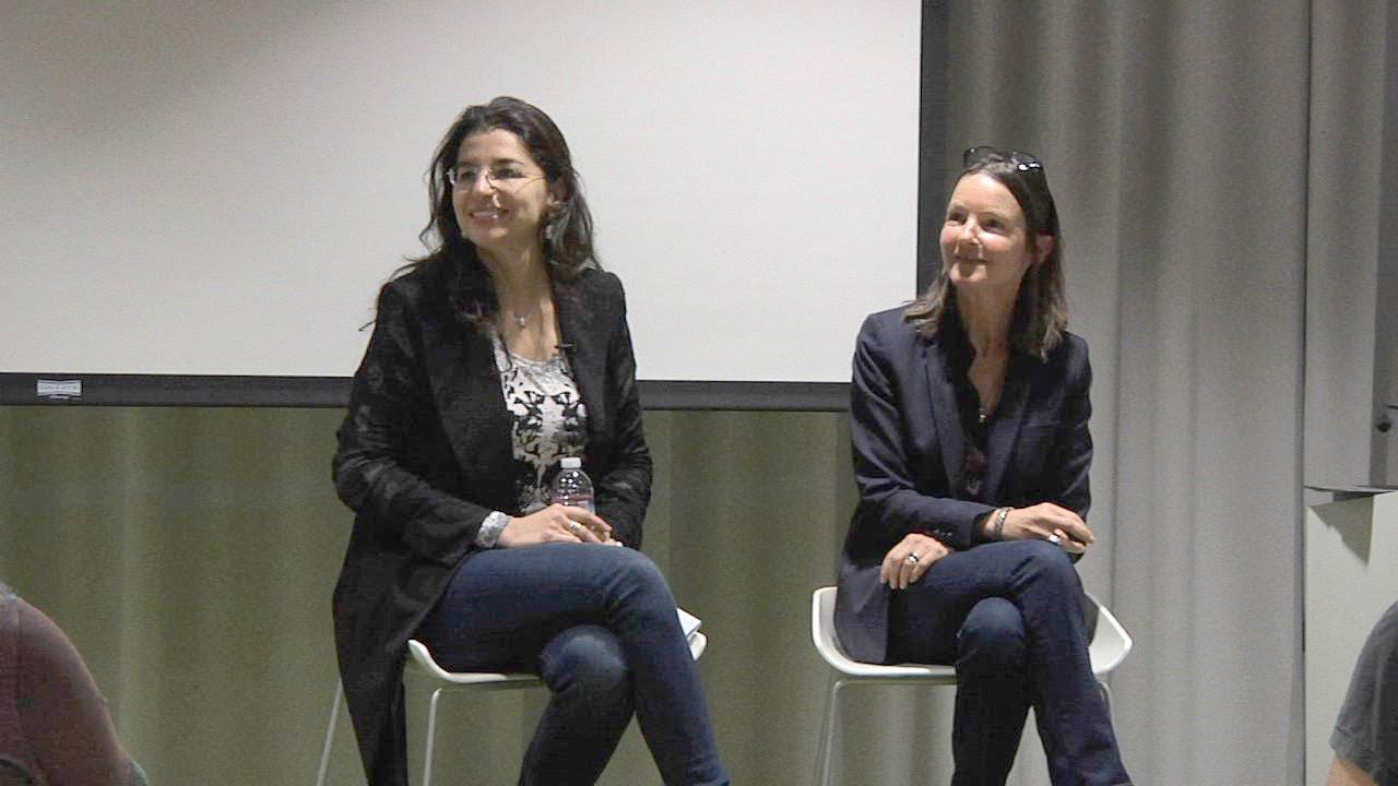 Corine Sombrun & Nadine Kreisberger - Conference Google Talks - 03/11/2018